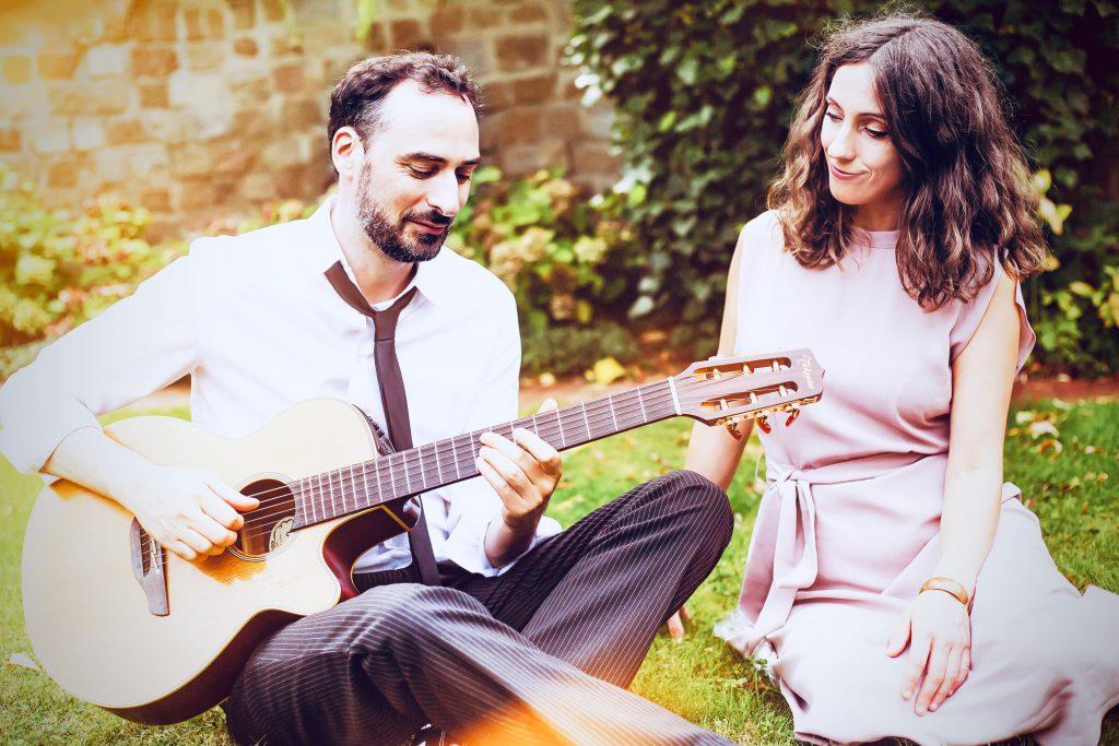 Akustik Duo Hochzeit