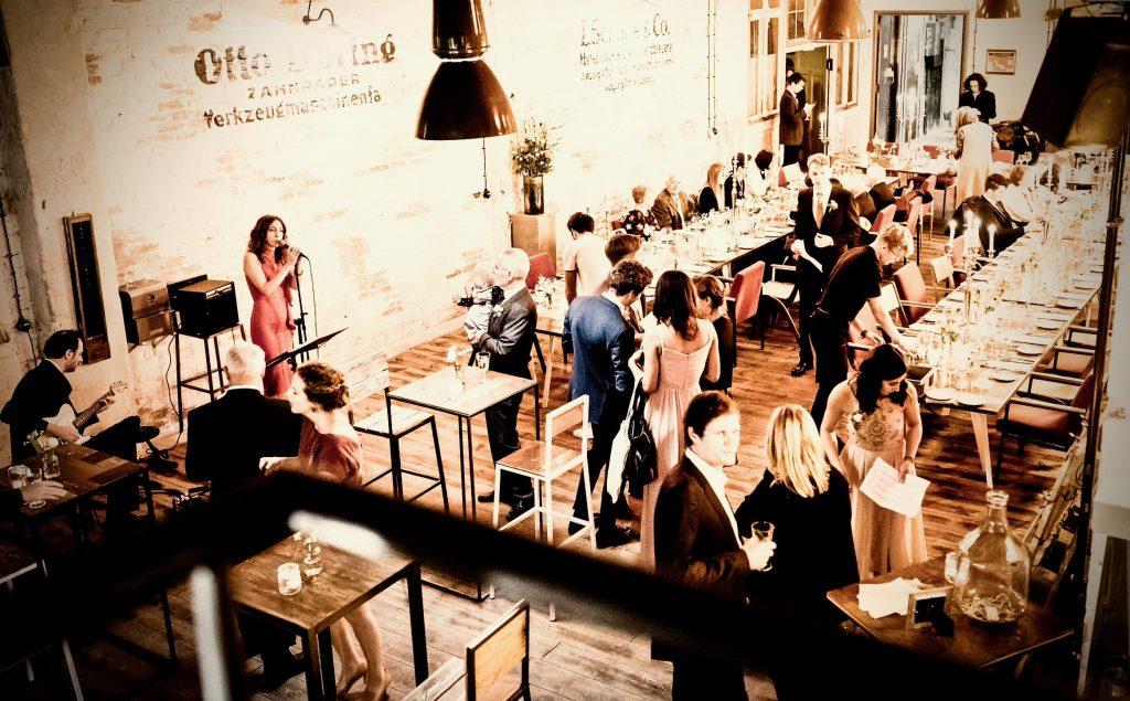 Hochzeitsband_Dinner Musik